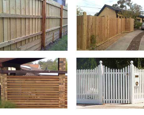 Timber Fences